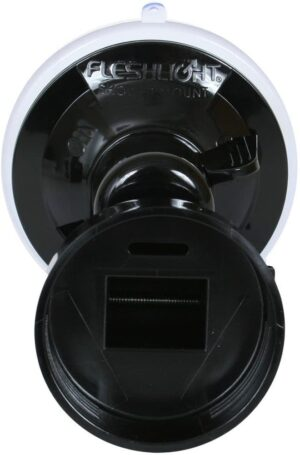 Fleshlight Shower Mount with Suction Base | Sex in The Shower Product | Hands Free Sex Toy