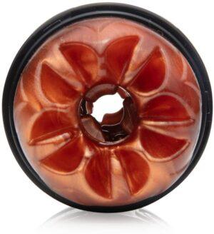 Fleshlight Quickshot Copper Vantage Bundle | Includes 2 Ounces of Fleshlube Water