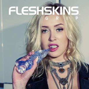 Fleshlight Fleshskins Grip | Couples Handjob Helper Sex Toy | Also for Solo Use
